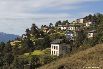 Photo: village de Gompa