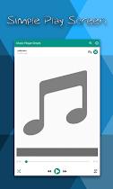 Music MP3 Player - screenshot thumbnail 02