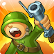 Jungle Heat: War of Clans - Androidアプリ