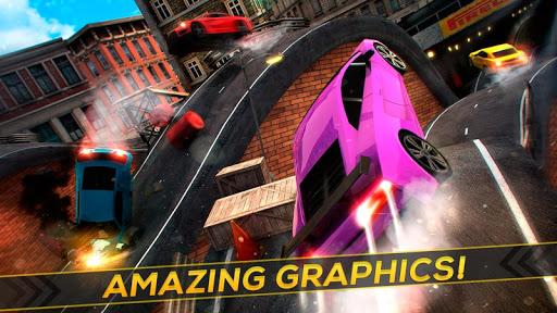 Turbo Hızlı Araba Yarışı  captures d'écran 2