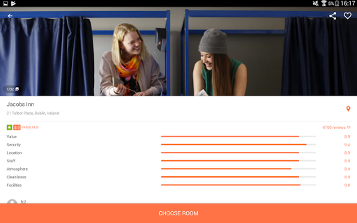 Hostelworld: Hostels & Cheap Hotels Travel App for PC