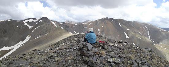 Photo: Un mirador privilegiat, el Cim Alt de les Arques (2.792 m)