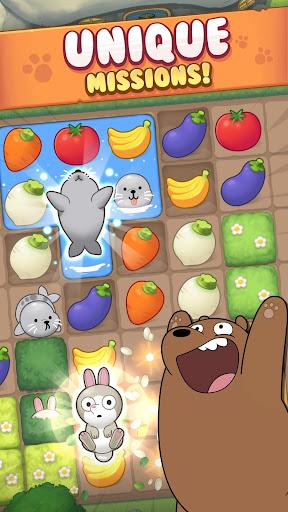 We Bare Bears Match3 Repairs apkpoly screenshots 2