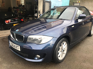 2011 BMW 118I SE