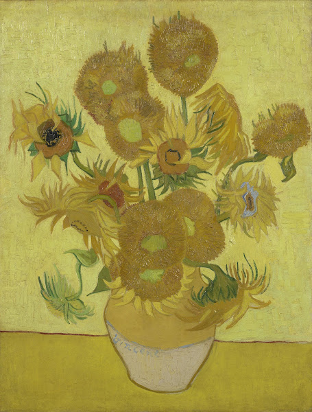 Vincent van Gogh - Sunflowers - Van Gogh Museum