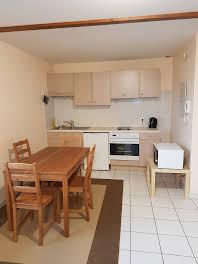 Appartement 2 pièces 39,95 m2