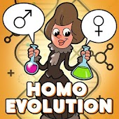 Homo Evolution: Human Origins Icon