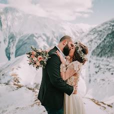 Wedding photographer Ioseb Mamniashvili (Ioseb). Photo of 01.03.2018
