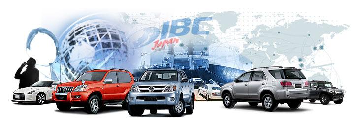 Photo: Quality Used Cars From Japan, Singapore, UK, Thailand   Used Vehicle Exporter - IBC Japan IBC Japan (Head Office)  Address: 64 Miyanomae-cho, Nakajima, Fushimi-ku, Kyoto, Japan  Phone: +81 75 622 5091 (English)  +81 75 622 5090 (Japanese)  Fax: +81 75 622 2400  Email: csc@ibcjapan.co.jp  Website: www.ibcjapan.co.jp