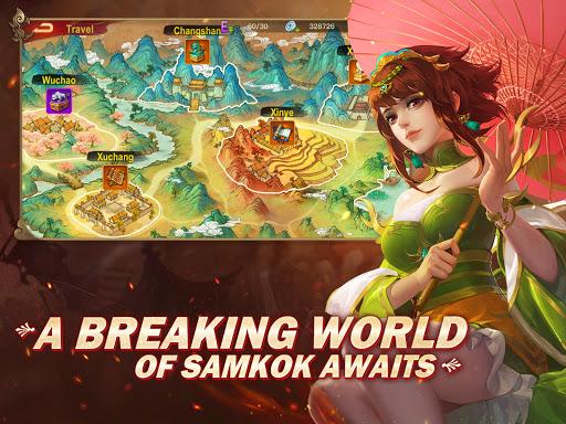Dynasty Heroes: Legend of SamKok  screenshots 10