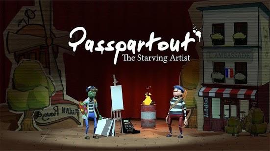 Artist Passpartout - náhled