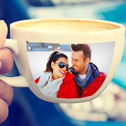 Coffee Cup Photo Frames : Coffee Mug Frames