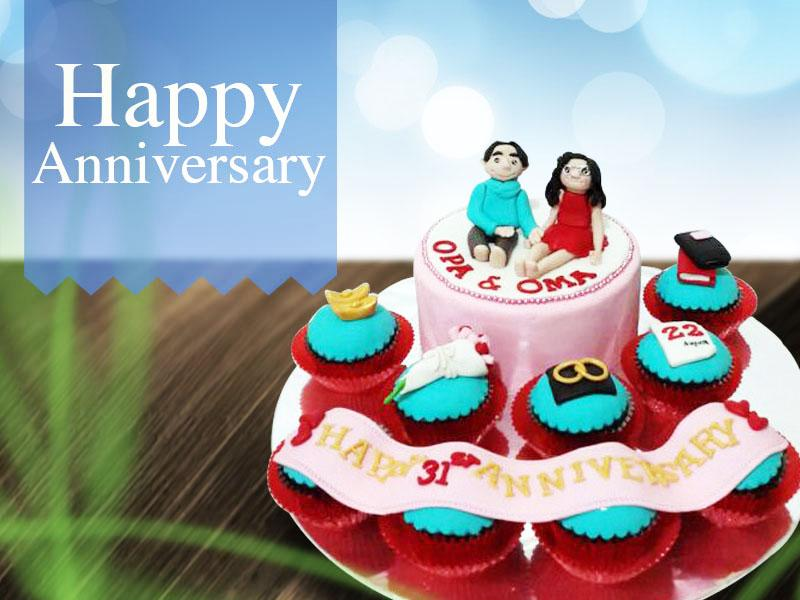 Cake Ideas For Parents Anniversary : Anniversary Cake Ideas - Android Apps on Google Play