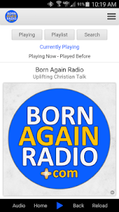 Born Again Radio- screenshot thumbnail
