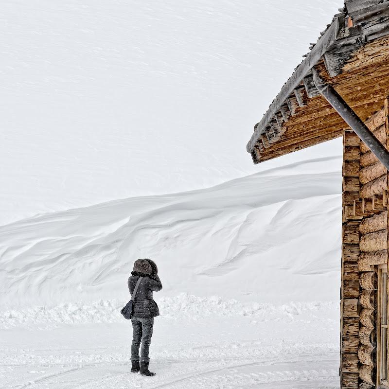 e cade la neve di Gloria Staffa