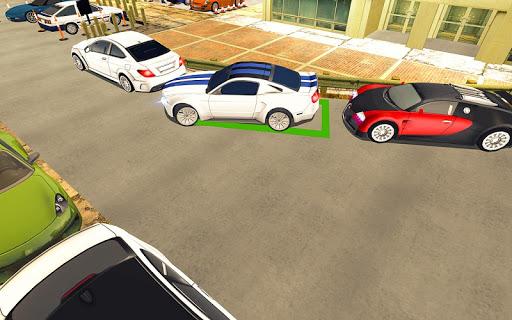 Unique Parking Game: Real Car Driving screenshot 3