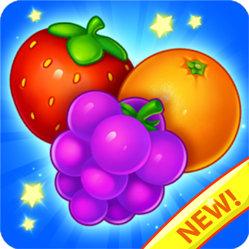 Fruit Hero Legend, Fruit 2018 - Fruit Puzzle Game