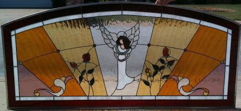 Photo: Angel Memorial Window