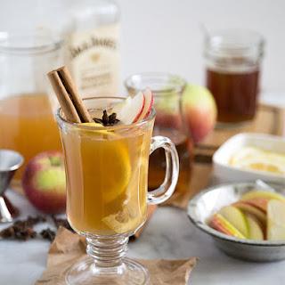 Apple Cider Hot Toddy.