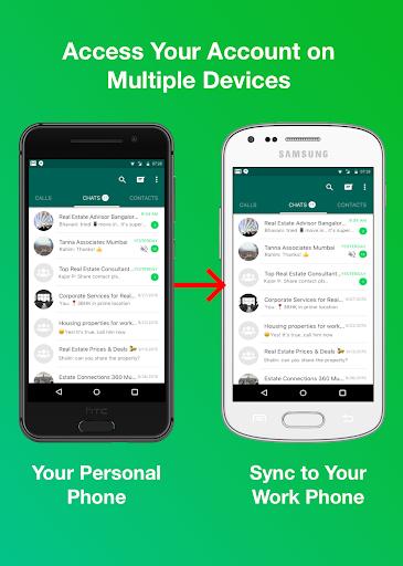 W Dual Messenger screenshot 3