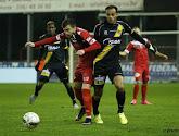 Mouscron et Lokeren se quittent dos à dos 1-1