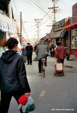 Photo: 25-03-2006. Hutongstraat.