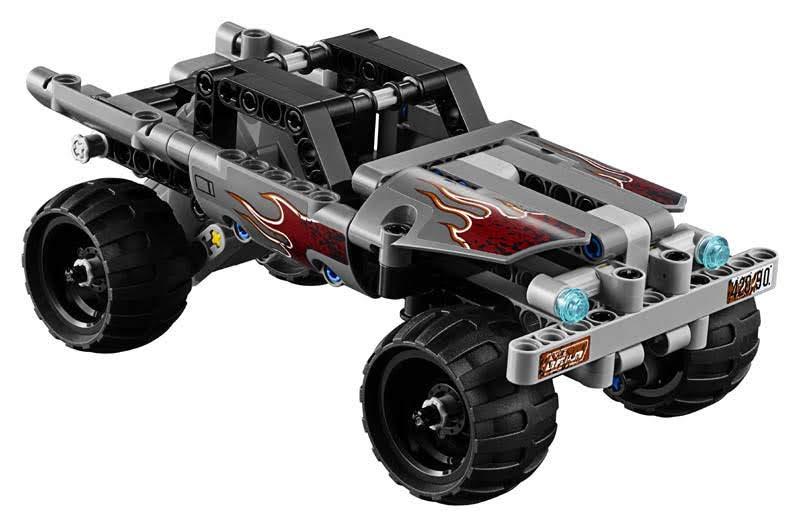 Contenido de Lego® 42090 Camión de Huida