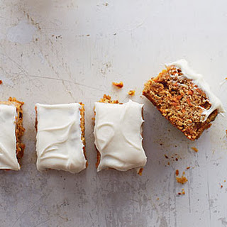 Spiced Carrot Cake with Cream Cheese Frosting
