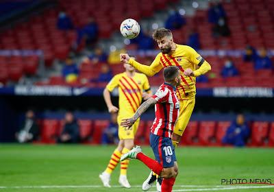 Gerard Piqué heeft een disciplinair onderzoek aan zijn been na rel over scheidsrechters
