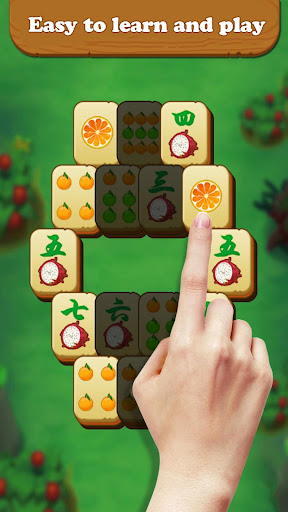 Mahjong Forest screenshot 4
