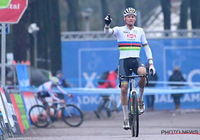 Stats Antwerpen: VDP minder dan uur nodig voor zege, aardige cross voor Belgische dames en Alvarado niet in top 20