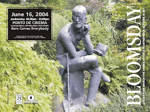 Photo: 11th Bloomsday Santa Maria - RS (Brasil) 2004