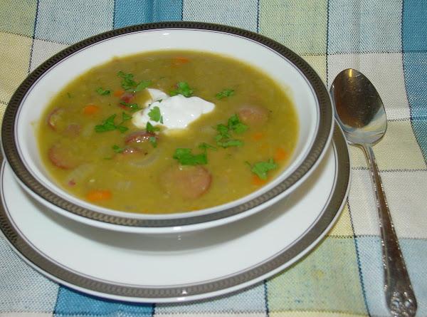 Pam's Split Pea Soup For Recipe 2