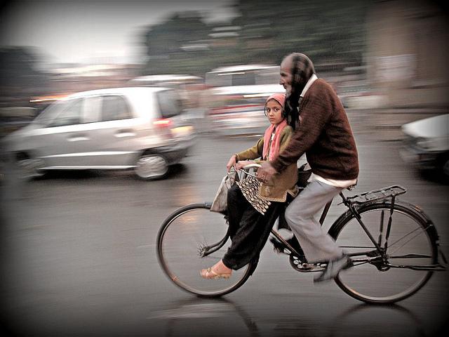 C'era una volta la bicicletta... di Silvio Lorrai