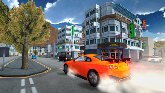 Extreme Sports Car Driving 3D - náhled