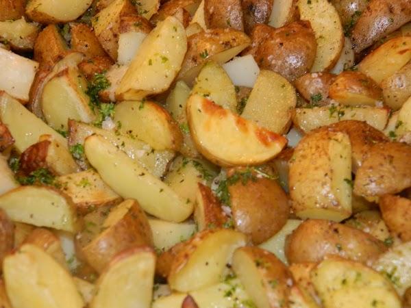 Simply Roasted Potatoes Recipe