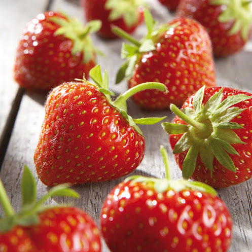 Abbildung Erdbeeren