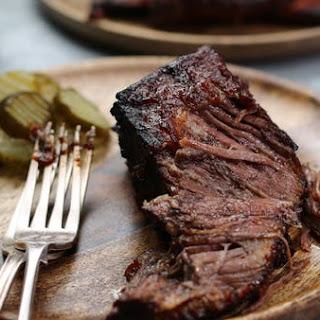 BBQ Beef Short Ribs Vs Sticky Chinese Pork Ribs.