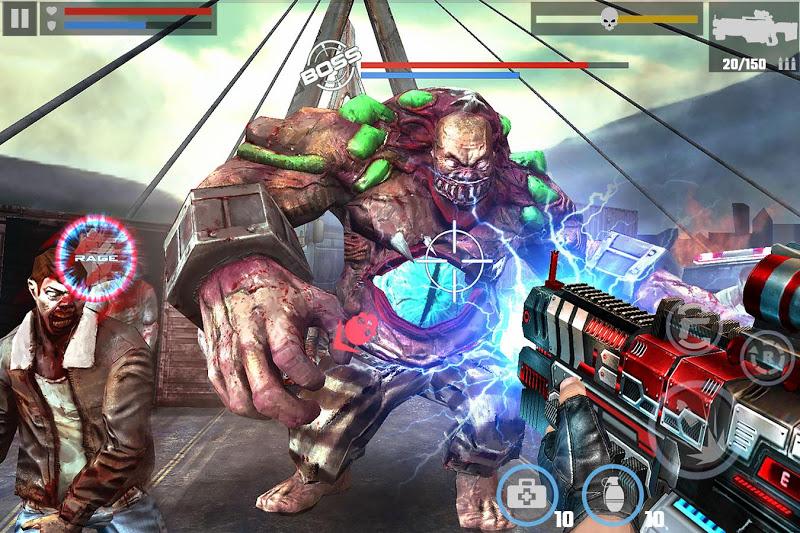 DEAD TARGET: Zombie Offline Screenshot 1