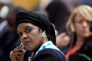 Zimbabwe's former first lady Grace Mugabe travelled to Harare in luxury to attend her mother's funeral.