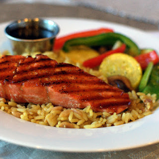 Grilled Salmon Brown Sugar Rub Recipes