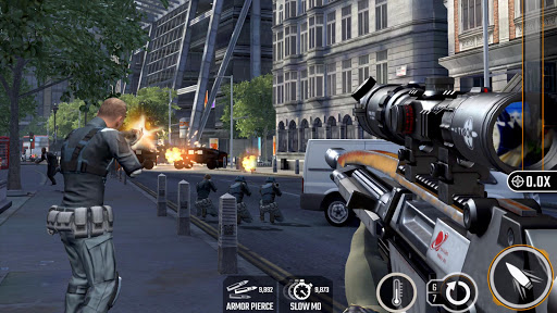 Sniper Strike u2013 FPS 3D Shooting Game 3.703 6