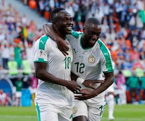 Le Sénégal et Sadio Mané en quarts de finale