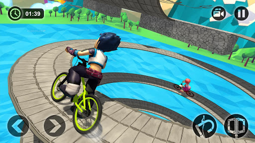 Fearless BMX Rider 2019 1.6 Screenshots 7