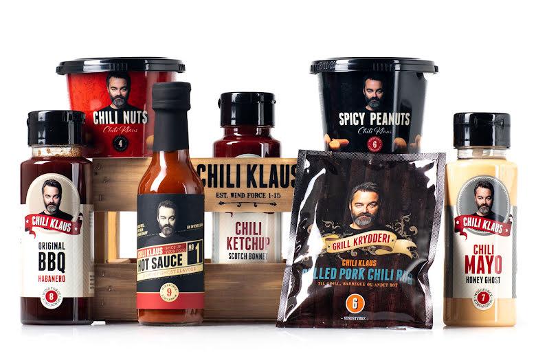 BBQ toolbox - #1 – Chili Klaus