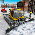Snow Plow Winter City 2020: Clean The Road Ice APK