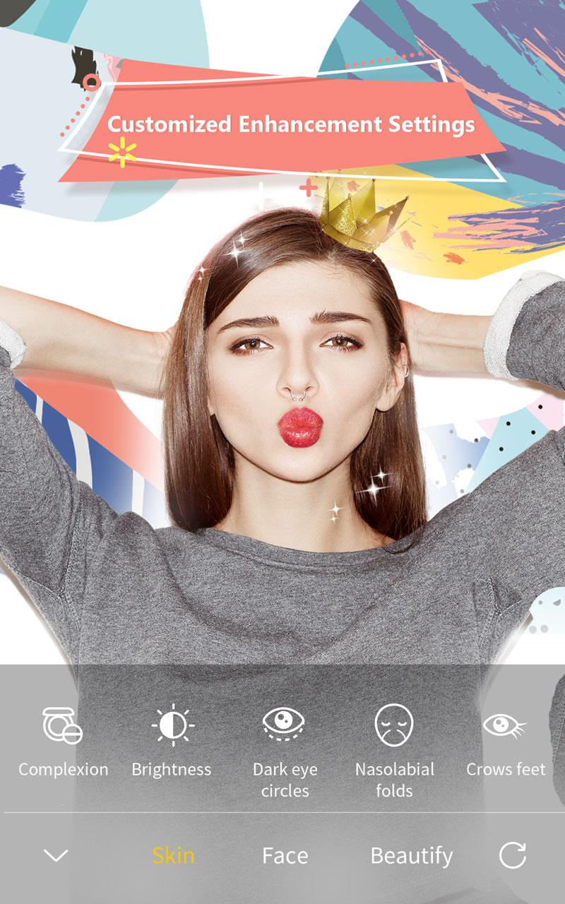 Camera360: Selfie Photo Editor with Funny Sticker Screenshot 4