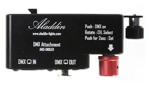 DMX Attachment for BI-FLEX M3 & M7