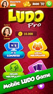 Ludo Pro : King of Ludo's Star Classic Online Game Apk Download For Android 3