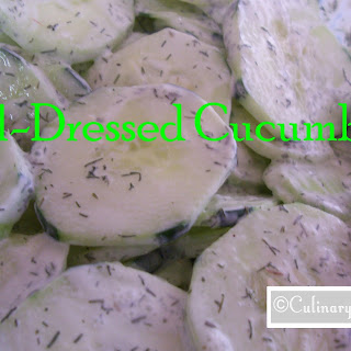 Dill Weed Dressing Recipes